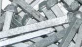 Chiodi in acciaio temperato, in acciaio galvanizzato e in acciaio zincato