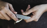 Fabbricazione di coltelli