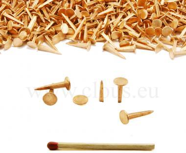 Semenza in rame per la tappezzeria L : 14 mm