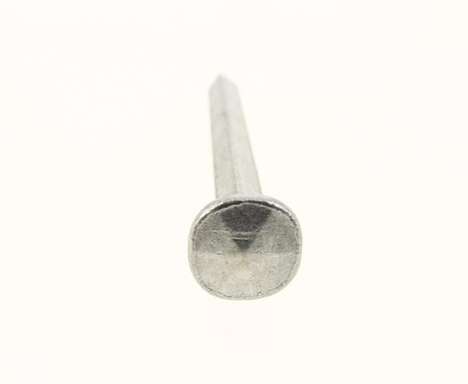 Chiodo forgiato a testa diamante in acciaio (100 chiodi)