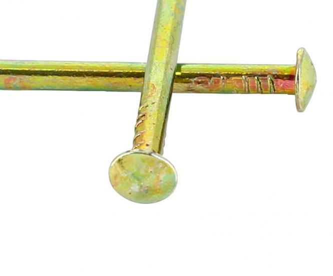 Pointe Bichromatée Tête ronde Ø 2.2 mm (1 kg)